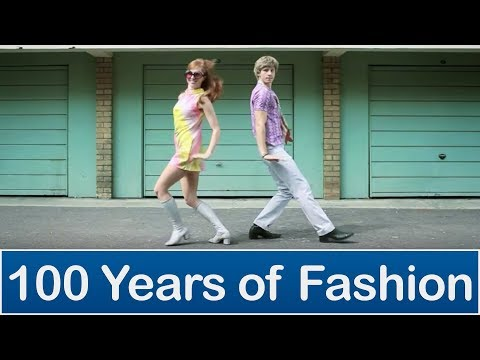CASACL - 100 years of fashion in 2 minutes