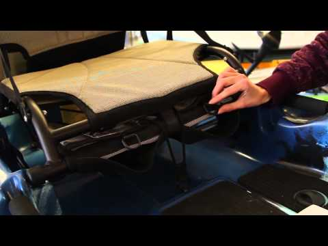 Native High/Low First Class Seat Organizer – Product Spotlight
