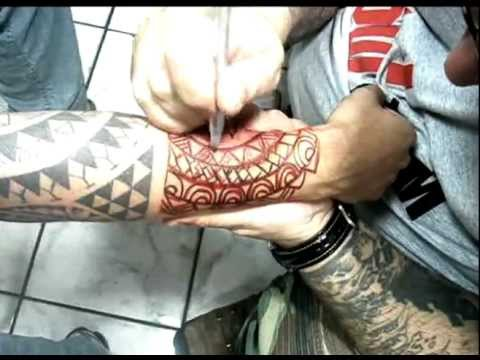 Tatuagem Maori Youtube