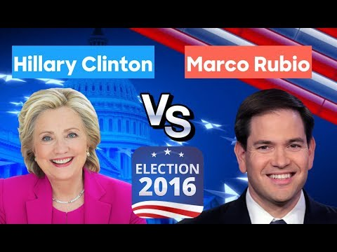 Could Marco Rubio have beaten Hillary Clinton in the 2016 General Election?
