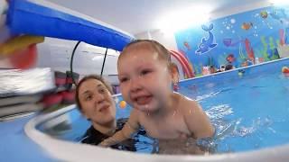 Грудничковое плавание в Краснодаре | Аквапузики ФМР #03