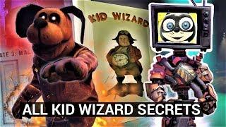 All 6 Secrets of the Kid Wizard Book (Duck Season Secrets)
