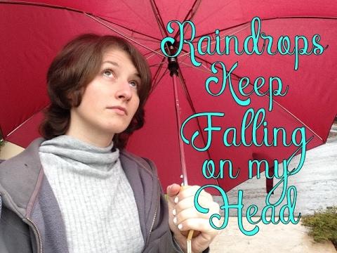 raindrops keep falling on my head ukulele pdf