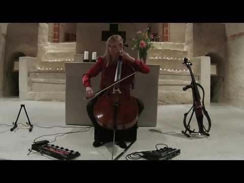Gubaidulina Prelude, Mayke Rademakers (cello)