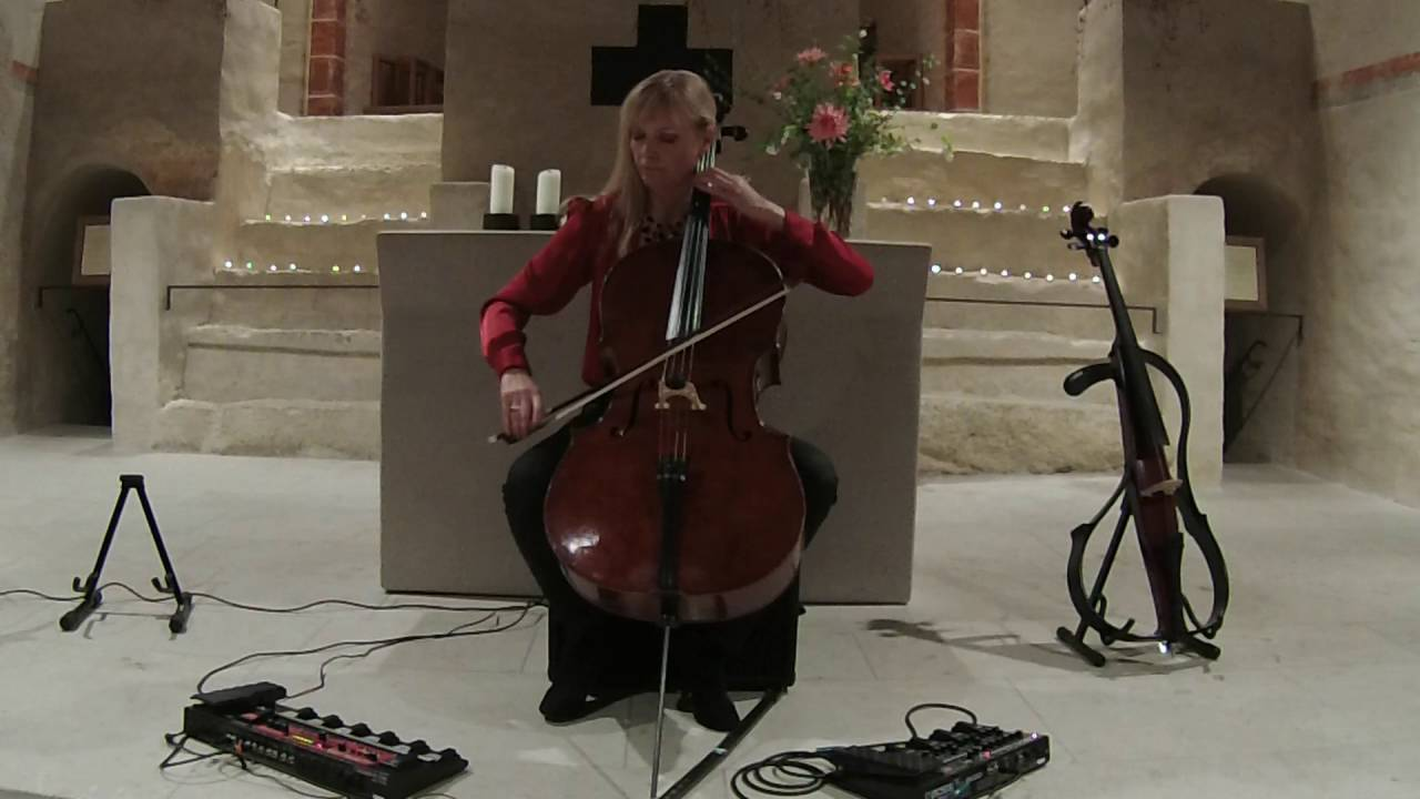Gubaidulina Prelude, Mayke Rademakers (cello)