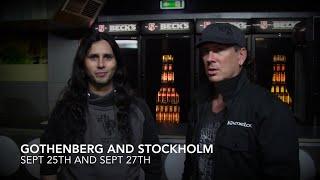 Kamelot in Sweden 2015