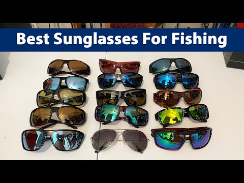 Best Sunglasses For Fishing (Plus Which Sunglasses To Avoid)