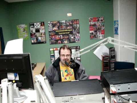 Rob @ Access Radio, Wellington NZ