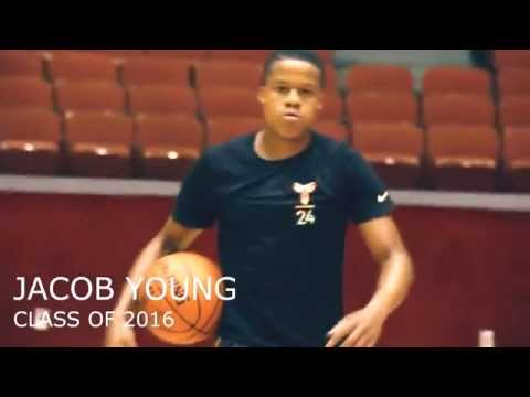 Best Scoring Guard Jacob Young Pre Season Workout With NBA Skills Trainer Kenny Ellis!
