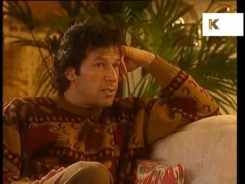 1990s Imran Khan Interview