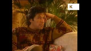 1990s Imran Khan Interview