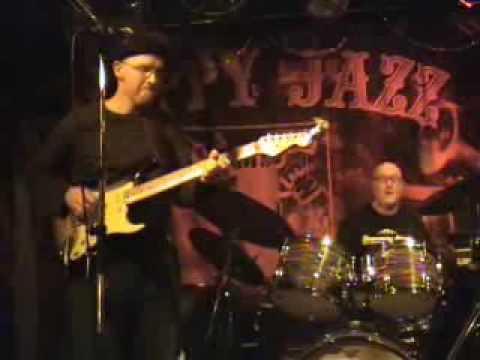 BKB Trio at Stampen playing Spunk