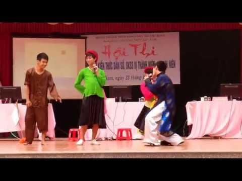 [Full HD] MÀN CHÀO HỎI CỦA LỚP 11_Trường THPT Lục Nam.