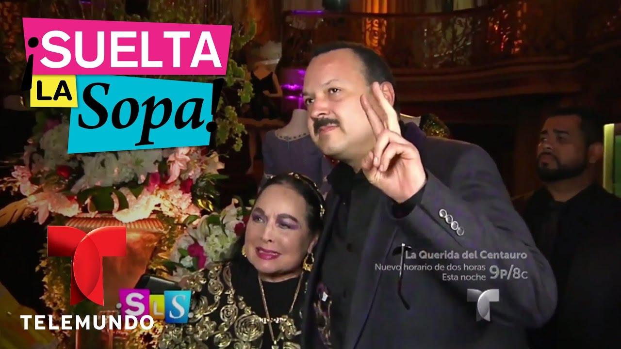 Pepe Aguilar habló de la evolución del caso legal de su hijo | Suelta La Sopa | Entretenimiento