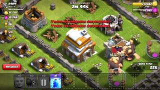 Clash of clans: Otra partida perfecta #3