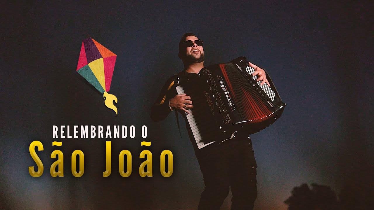 RELEMBRANDO O SÃO JOÃO - MÚSICAS DE FESTA JUNINA NA SANFONA