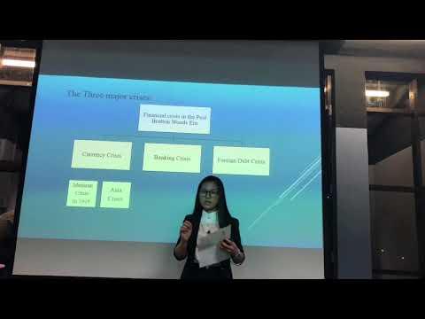 IBE Presentation Chapter 10: The International Monetary System