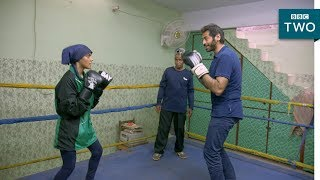 Boxing Girl | Dangerous Borders: A Journey across India & Pakistan - Episode 1 | BBC Two
