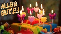 Geburtstagslied Alles Gute Zum Geburtstag Geburtstagsvideo