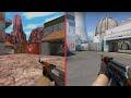 The Evolution of NUKE ★ Counter-Strike