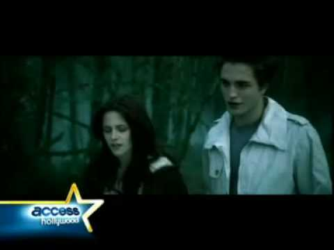 Twilight scene in the Forest. Deleted scene