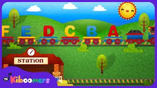 ABC Song | ABC Song for Children | ABCD Songs | The Kiboomers