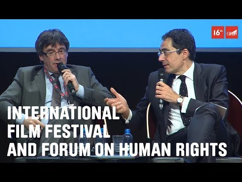 The autodetermination • Forum #fifdh18 • english