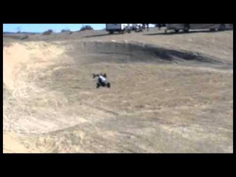 Perfect RC Car Front Flip // Team Associated B4.1 Brushless