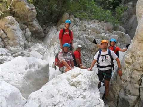 Barranco del Infierno o L'Infern en Vall de Laguart