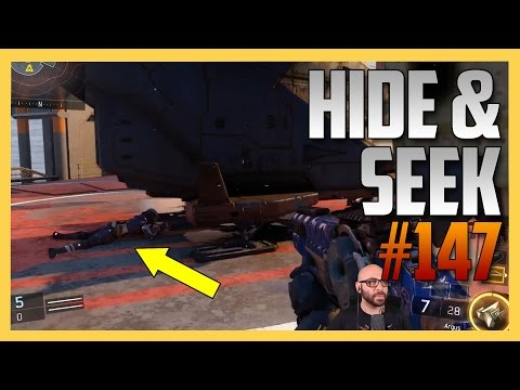 Hide and Seek #147 - CRYOGEN and EMPIRE (Call of Duty Black Ops 3)
