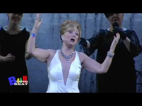 BWW TV Exclusive: FOLLIES Cast Mourns EVITA's Return to Broadway