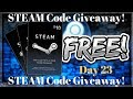STEAM Code Giveaway! (Day 23) - Lost Saga (Day 164)