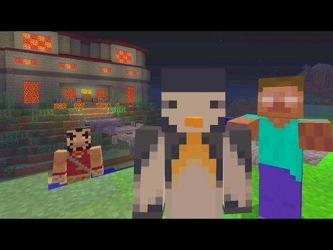 Minecraft Xbox: Herobrine [219]