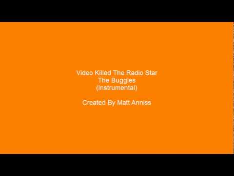 Video Killed The Radio Star (instrumental) - The Buggles