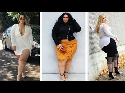 Fabulous Dresses for Plus Size Women l @Insta'Mix Fashion from YouTube · Duration:  4 minutes 6 seconds