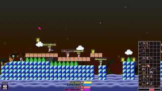 Worms Armageddon - Invasion of the Mushroom Kingdom 4: Boss Bass