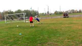 Erinne Finlayson College Video