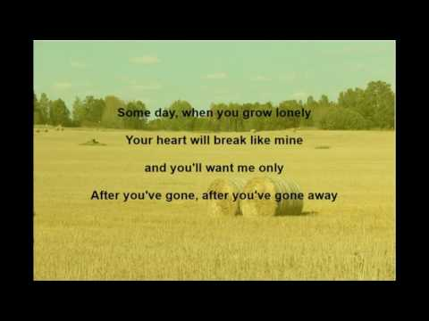 After You've Gone (1927) - Bessie Smith + Lyrics