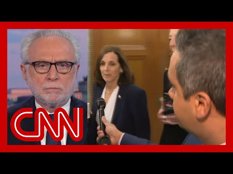 Blitzer slams lawmaker's smear of CNN reporter: Disgusting