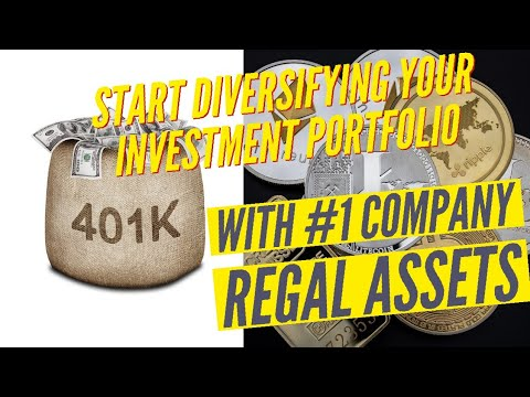 Regal Assets Review – Start Diversifying Your Investments Into Gold And Cryptocurrency #regalira