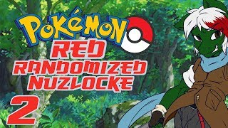 Our first badge! | Pokemon Red: Randomizer Nuzlocke | Part 2