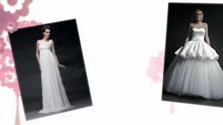Роскошные свадебные платья 2014