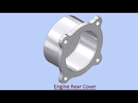 Engine Rear Cover (Video Tutorial)...