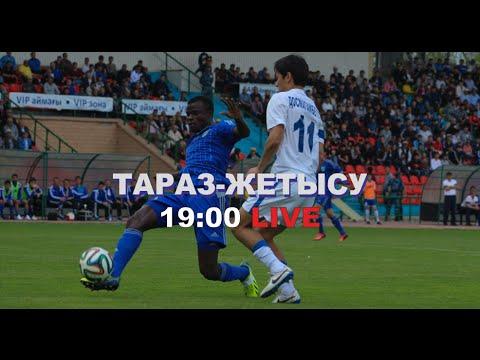 FK Taraz 2-0 FC Zhetysu Taldykorgan