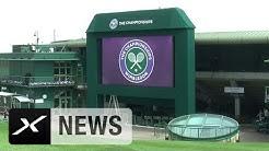 Wimbledon: 37,4 Millionen Euro! Neuer Preisgeld-Rekord   Grand-Slam-Turnier Wimbledon
