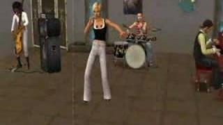 """Kelis """"Good Stuff"""" (Sims version)"""
