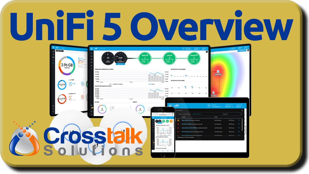 UniFi 5 Overview