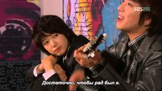 Song For A Fool (Shin U) (A.N.Jell: You're beautiful) (rus sub)