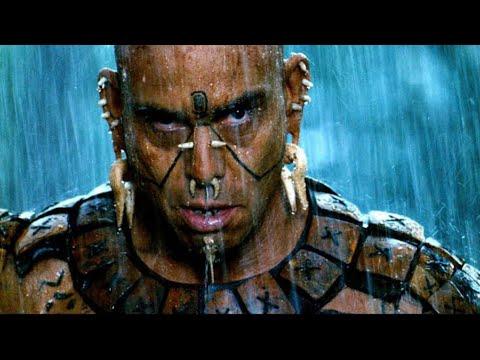 หนังไล่ล่าที่ลุ้นระทึกมากที่สุดในโลก  สปอยหนัง ปิดตำนานอารยชน Apocalypto (2006) /สเลดหนัง