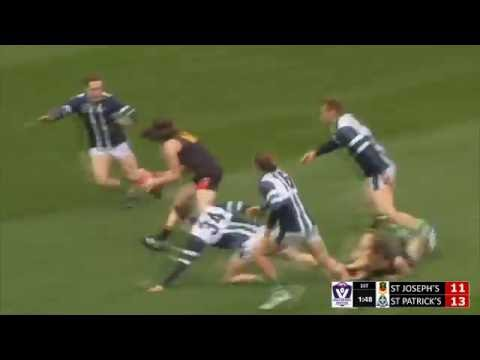 2016 Herald Sun Shield Grand Final - St Joseph
